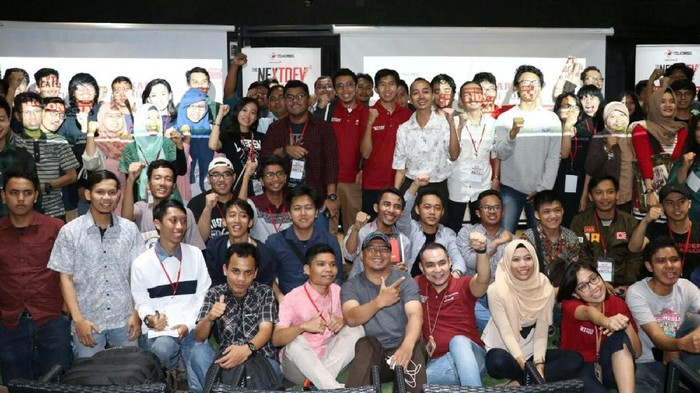 Foto: Telkomsel The Next Dev 2017