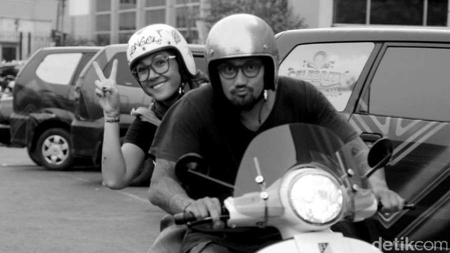 Foto Tora Sudiro dan Mieke Amalia Ditangkap karena Psikotropika
