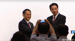 Pemerintah Jepang Sambut Baik Perkawinan Toyota-Mazda