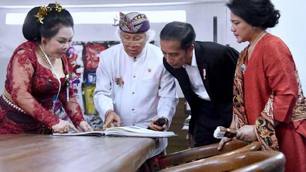Sosok I Nyoman Gunarsa Penting bagi Seni Rupa Indonesia