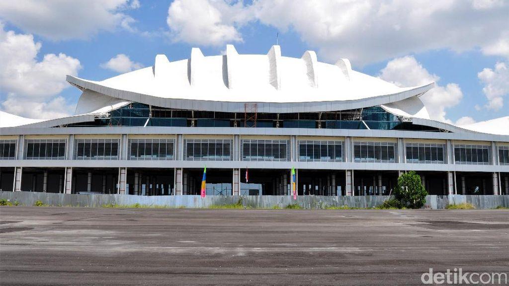 Perubahan Wajah Bandara Tjilik Riwut yang Jadi Prioritas Jokowi