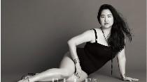 Kim Gee Yang, Model Plus Size yang Cetak Sejarah di Majalah Elle Korea