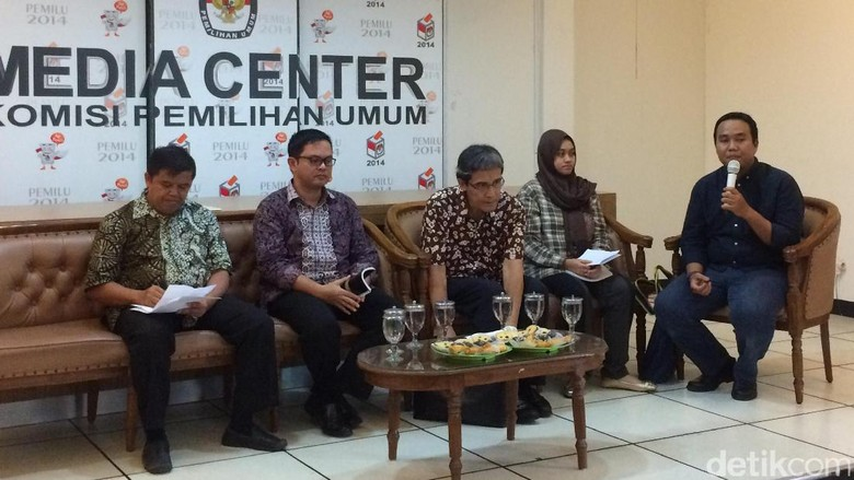 KPUD Diminta Buat 2 Tim untuk Hadapi Pilkada 2018 dan Pemilu 2019
