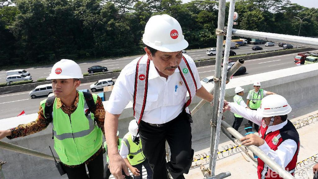 Penyelesaian Biaya Proyek LRT Jabodebek Diputus Bulan Depan
