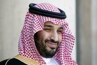 Pangeran Arab Saudi, Muhammed bin Salman (Reuters)