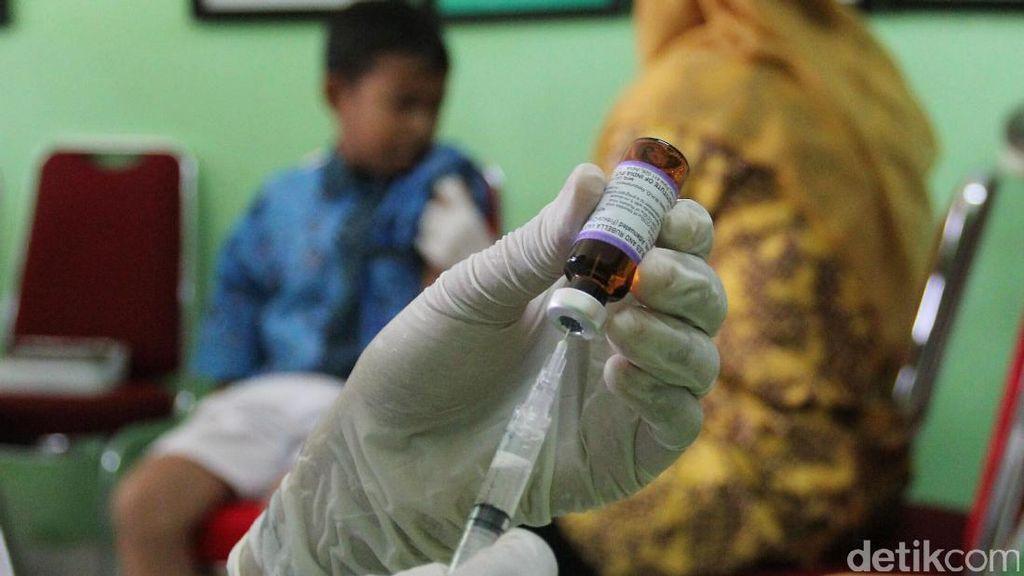 Pendidik dan Ulama Punya Peran Penting Sukseskan Imunisasi MR