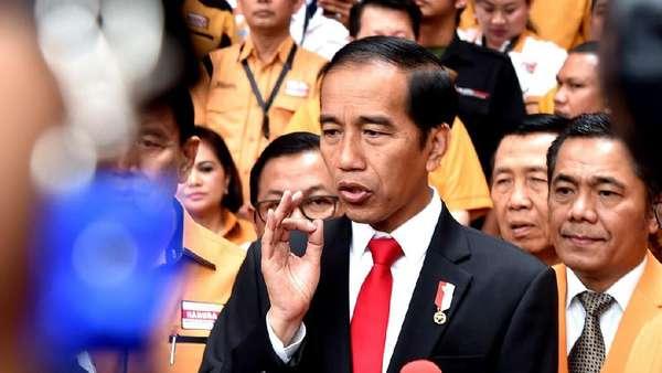 Jokowi Ingatkan Mendikbud dan Menristekdikti untuk Ikuti Perubahan