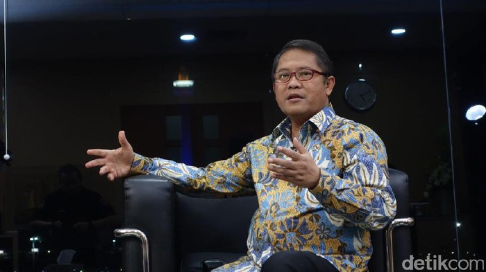 Menkominfo Rudiantara (detikINET/Agus Tri Haryanto)