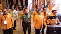 Pidato di Rapimnas Hanura, Panglima TNI: ISIS Alat Dapatkan Minyak