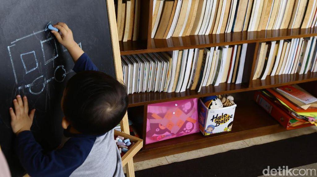 Mengenal Home Learning, Salah Satu Metode Mendidik Anak