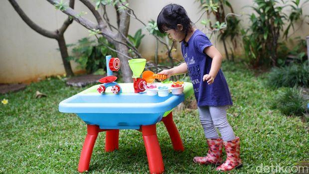Saat si Kecil yang 2 Tahun Nggak Sepesat Perkembangan Anak Lain