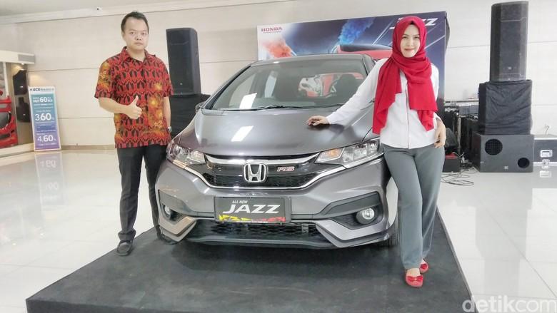 Honda Jazz Terbaru Siap Mengaspal di Makassar
