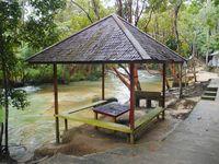 Yang Cantik & Segar di Sanggau: Air Terjun Pancur Aji
