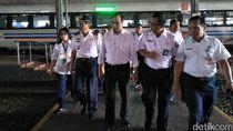 Ke Pekalongan, Menhub Ingin Tingkatkan Kualitas Terminal dan Bus