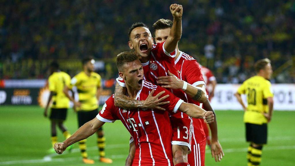 Kalahkan Dortmund Lewat Adu Penalti, Bayern Juara Piala Super Jerman