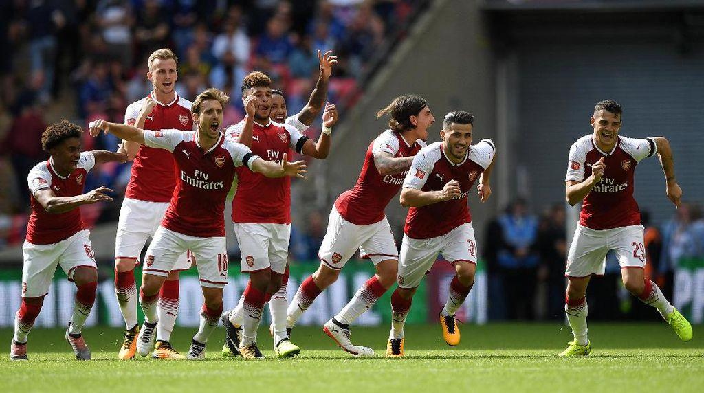 Tentang Peluang Juara Arsenal