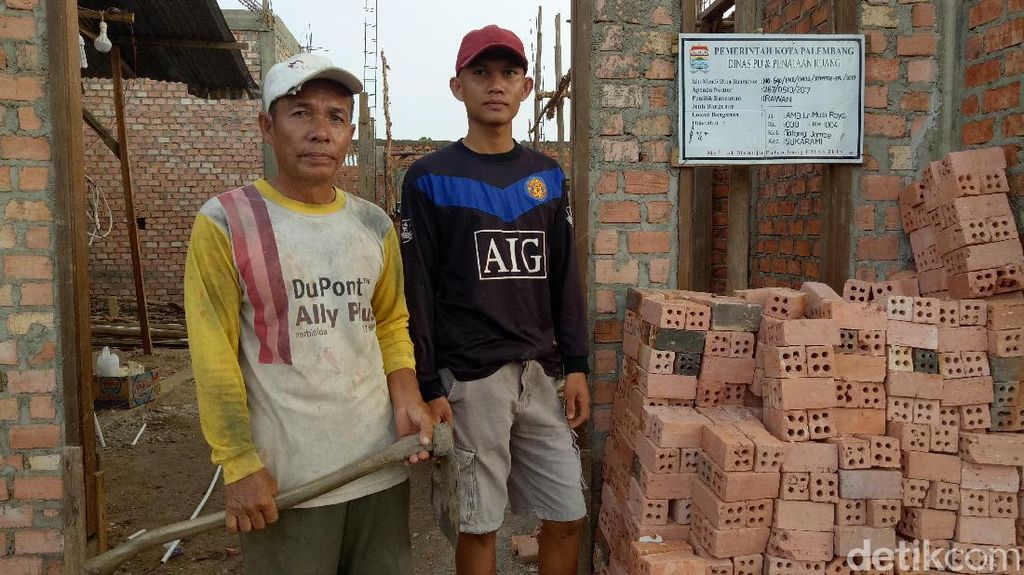 Bermodal Yakin, Anak Kuli Bangunan Ini Lolos Jadi Anggota Polri
