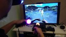 Sensasi Seru Jadi Pembalap dan Pemancing di PlayStation Experience