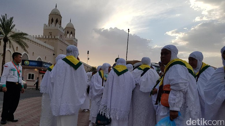 Paspor yang Tertukar Sempat Hambat Pemberangkatan Jemaah ke Mekah