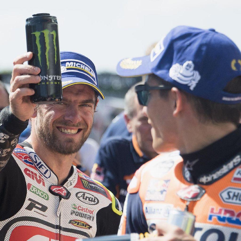Crutchlow dan Marquez Kompak soal Motor Honda di MotoGP 2018