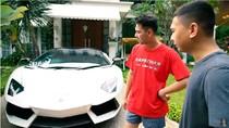 Raffi Ahmad Koleksi Mobil Mewah, Berapa Pajak yang Harus Dibayar?
