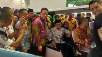 Buka Festival Teknologi, Habibie: Peradaban Ditentukan SDM Kreatif