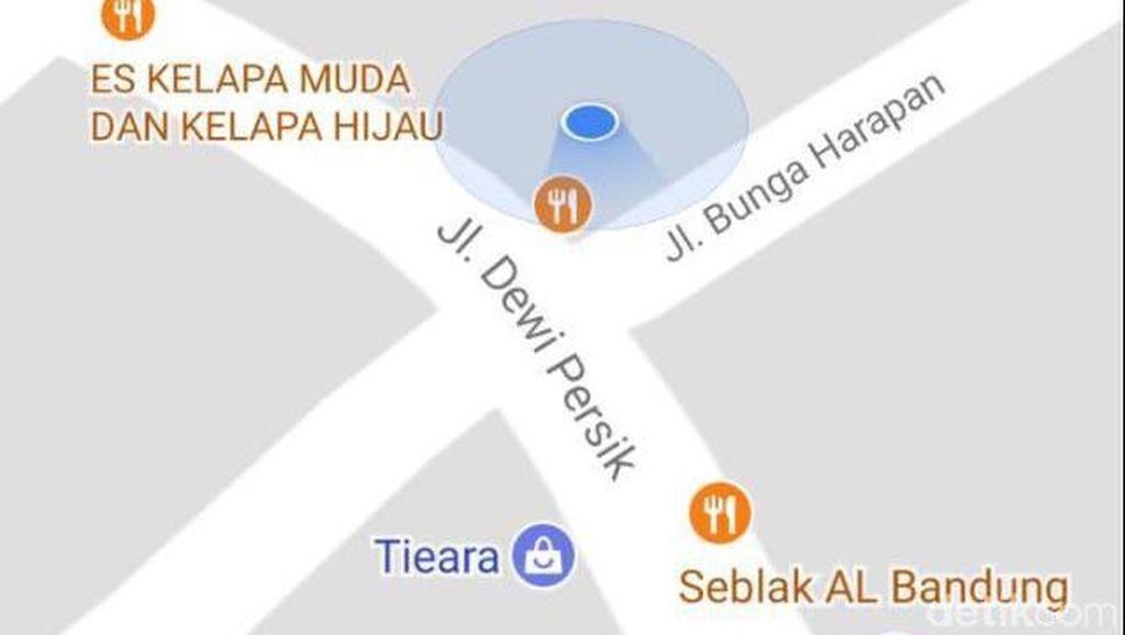 Pemkot Bekasi Minta Google Ganti Nama Jalan yang Diisengi Netizen