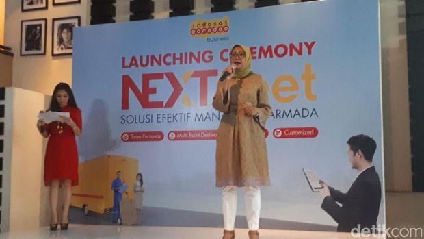 Indosat Garap Bisnis Internet of Things di Sektor Logistik