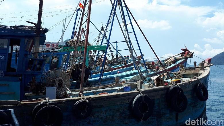Susi Tindak Tegas Pembuatan Kapal Perikanan Ilegal