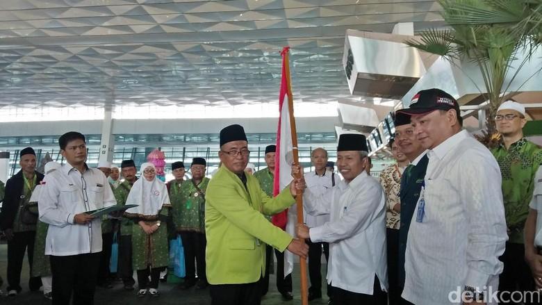 Rombongan Pertama Jemaah Haji Khusus Diberangkatkan Hari Ini