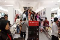 Transmart Carrefour Mataram