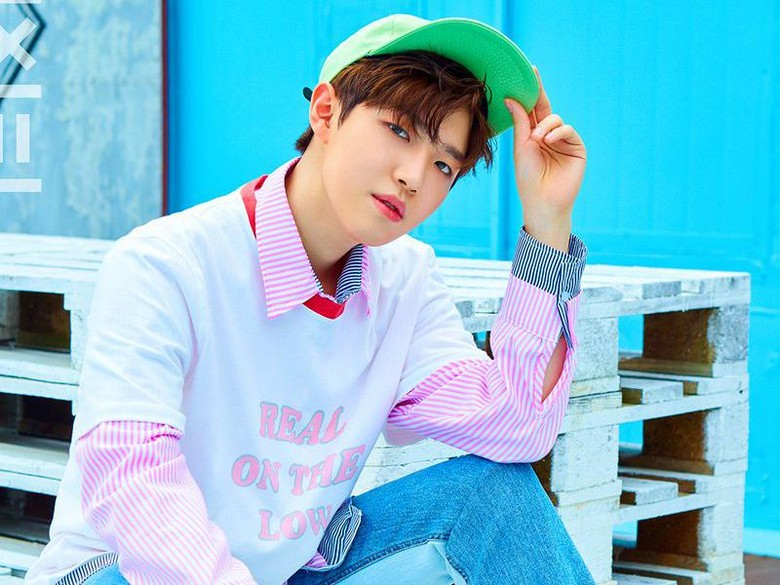 Jae Hwan Wanna One Resmi Dikontrak CJ E&M
