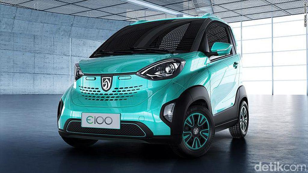 Mobil Listrik Murah dari China Ini Bisa Saja Masuk Indonesia