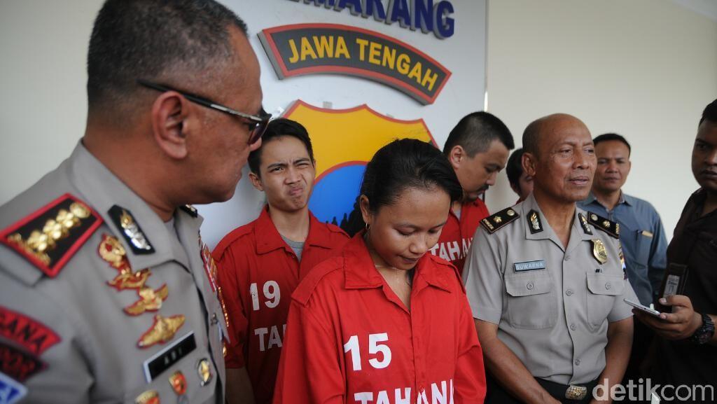 Selundupkan Sabu untuk Suami di Tahanan, Ibu Muda Dibekuk