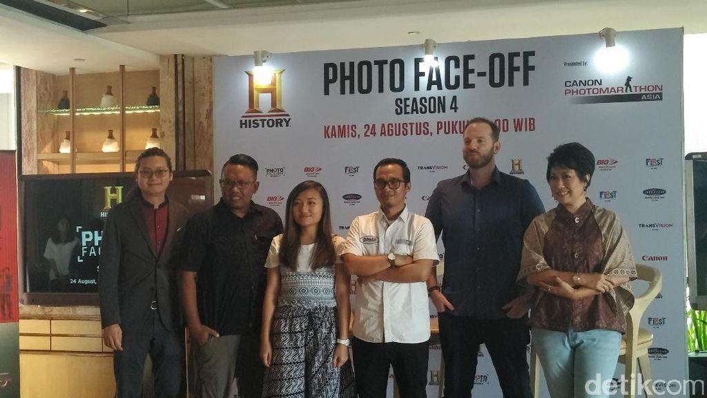 Musim Keempat Photo Face-off Kembali di History Channel Asia
