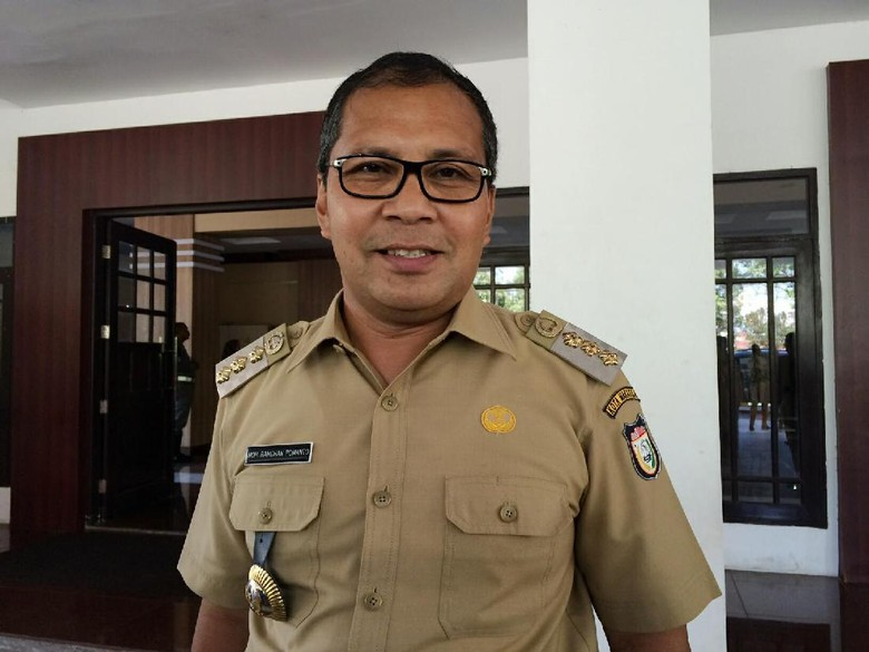 Cegah Kecelakaan, Pemkot Makassar Kawal Rombongan Pengantar Jenazah