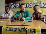 GMPG: Plt Ketum Golkar Jangan Orang Dekat Setya Novanto