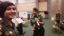TNI AD Puji Duet Prajuritnya yang Nyanyi dengan Suara Melengking