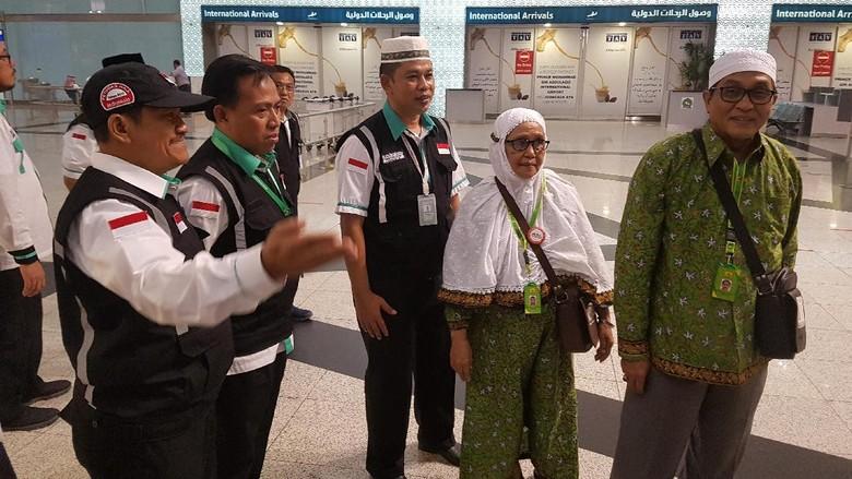 Gelombang Pertama Jemaah Haji Khusus Mulai Masuki Madinah
