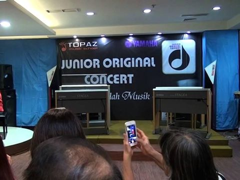 Tempat les musik di Jakarta