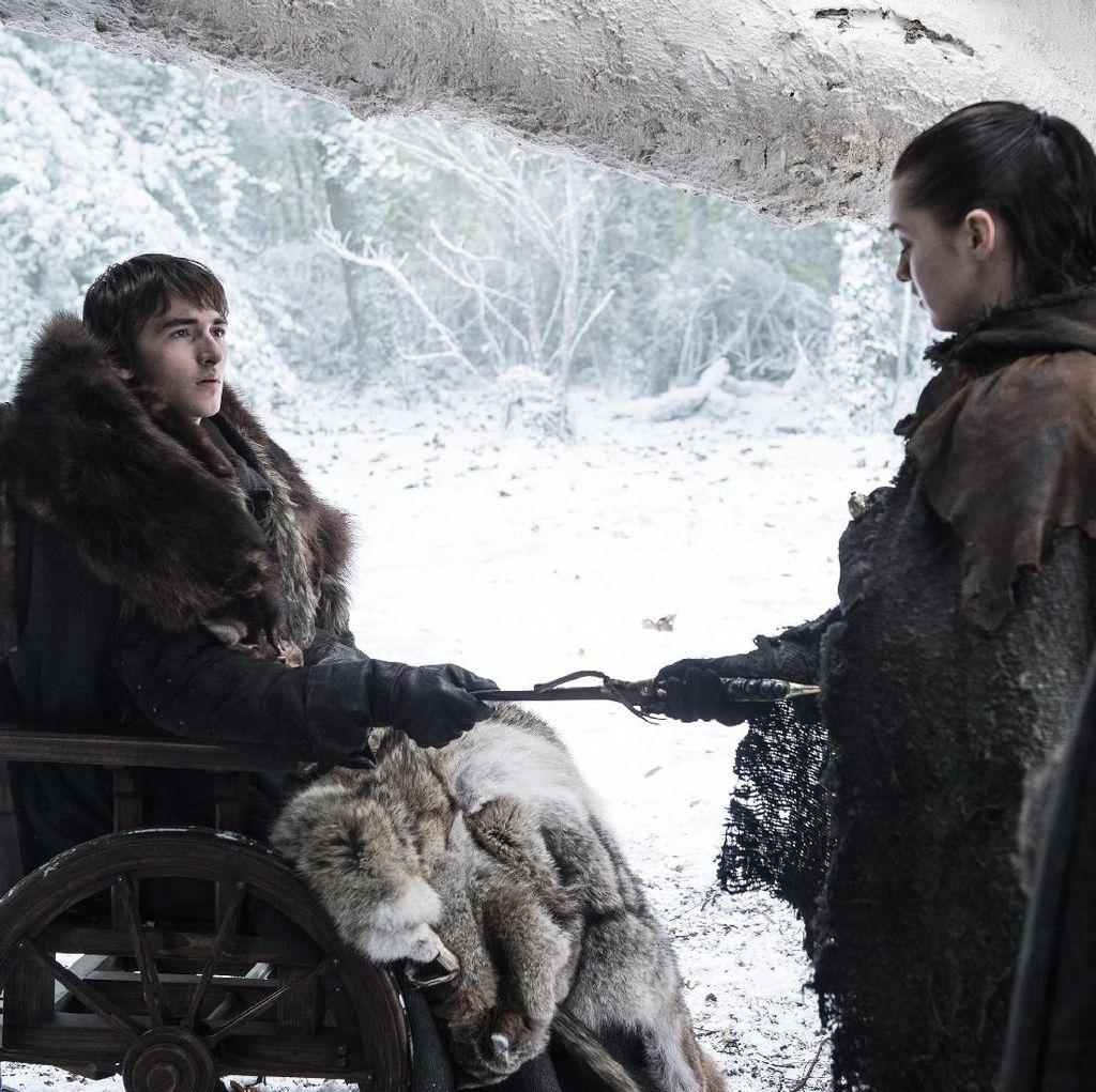 Skrip Game Of Thrones Musim ke-8 Bikin Pemain Emosional