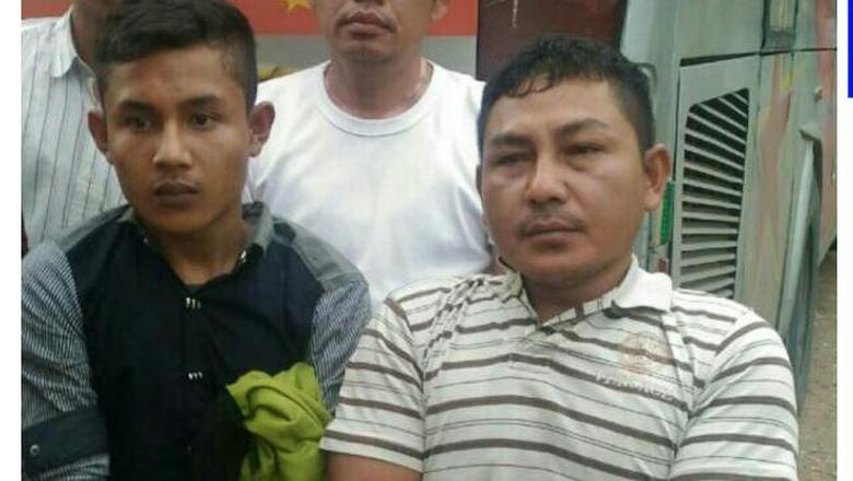 Bunuh Istri Dibantu Anak, Pria di Sumut Ini Ditangkap Polisi