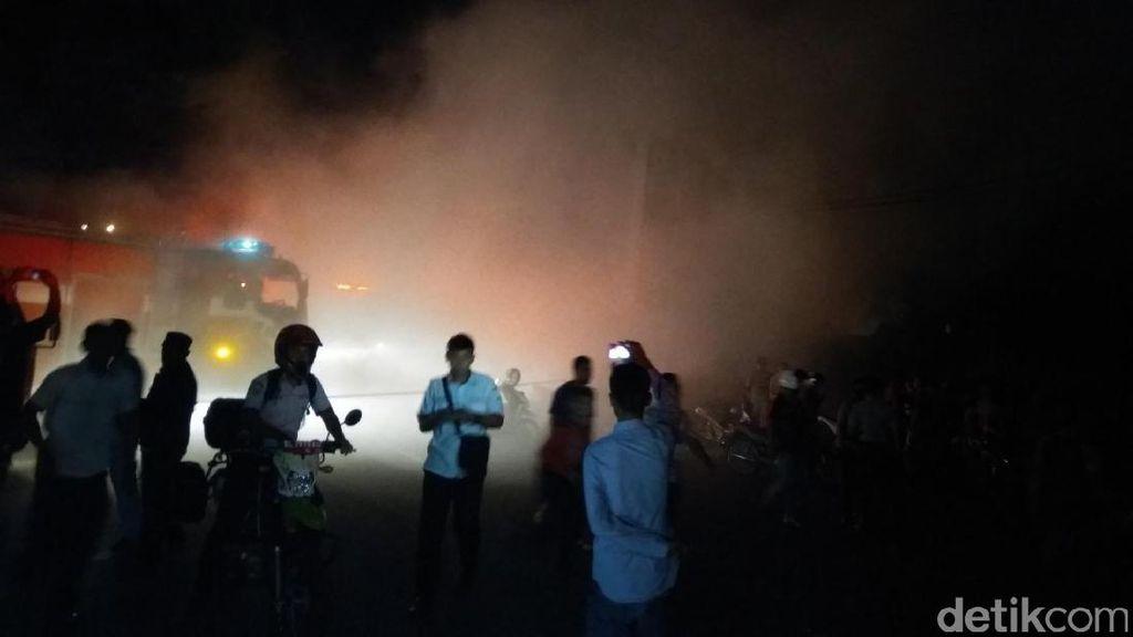 SPBU Terbakar, Pertamina Jamin Pasokan di Banda Aceh Aman
