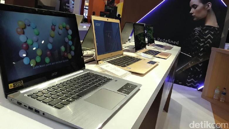 Berkembangnya Acer Hasil Didikan Stan Shih