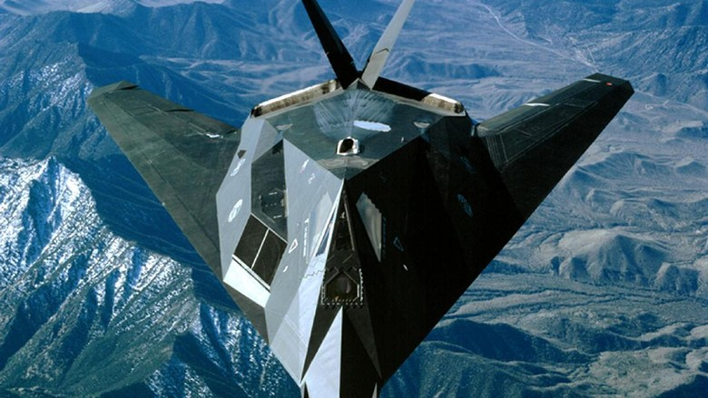 Foto: Korut-AS Memanas, Akankah Pesawat Siluman Ini Beraksi?