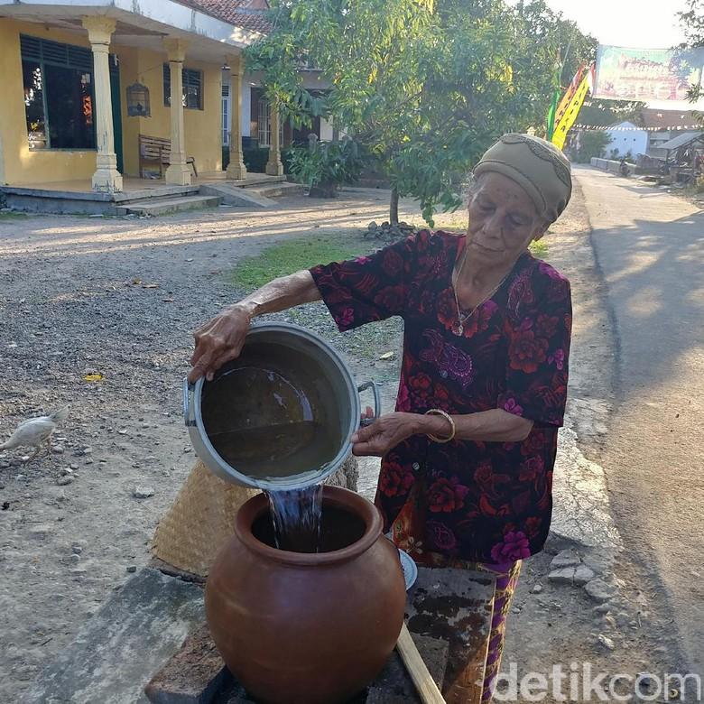 Gentongan, Tradisi Warga Cirebon Saat Naik Haji