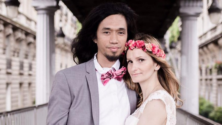 pria makassar nikahi bule prancis bikin semangat kejar cinta