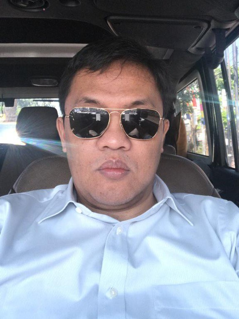 Habiburokhman Selfie: Ini Bukan Wajah Diktator, tapi Foto Model