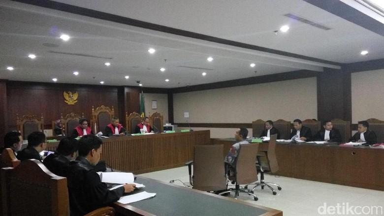 Jaksa Bacakan BAP Akil Mochtar di Sidang Suap Hakim MK