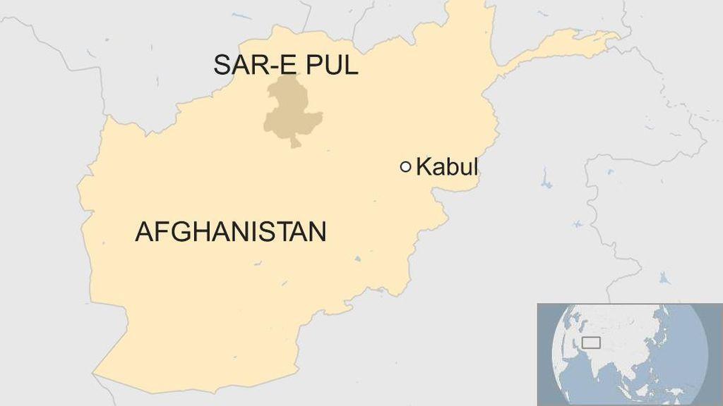 Taliban Bebaskan 235 Sandera Setelah Serangan di Sar-e Pul